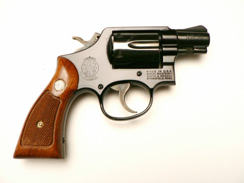 Smith & Wesson Mod. 10 und Mod. 12 Airweight,  .38 Special - Image 7