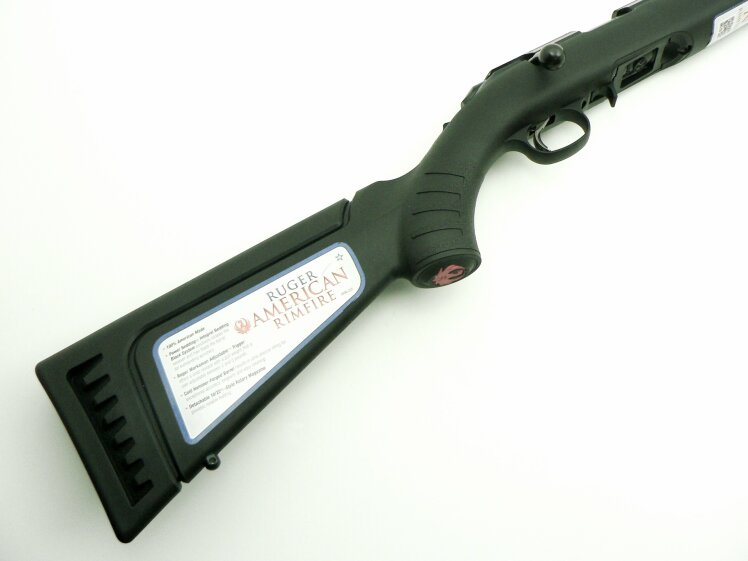 Ruger American Rifle, .22 LR - Image 7