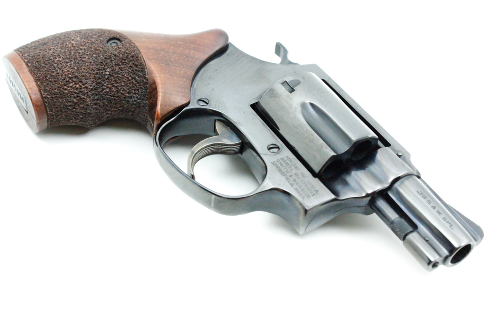 Smith & Wesson Mod. 36, .38 Special - Image 7