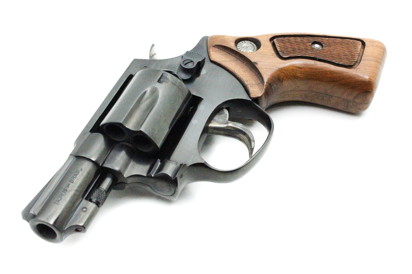 USED WEAPONS - Pistols and revolvers -  38 Special and  357 Magnum