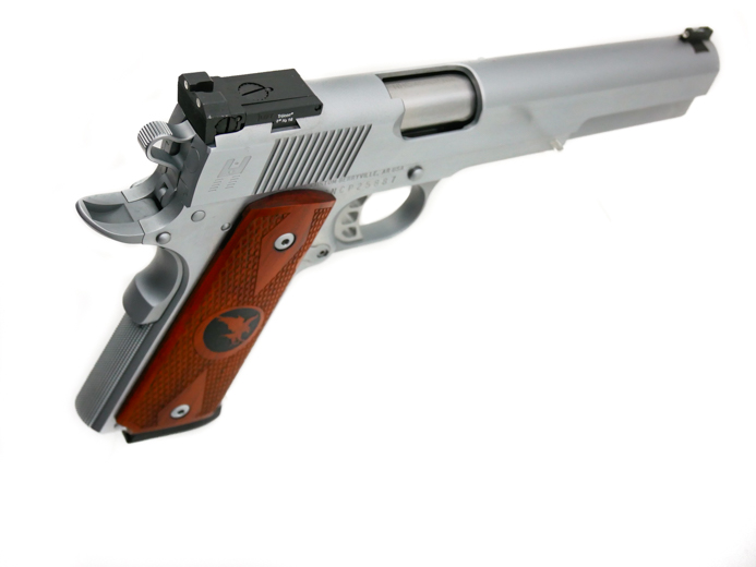 Nighthawk Custom Long Slide Stainless, .45 ACP - Image 7