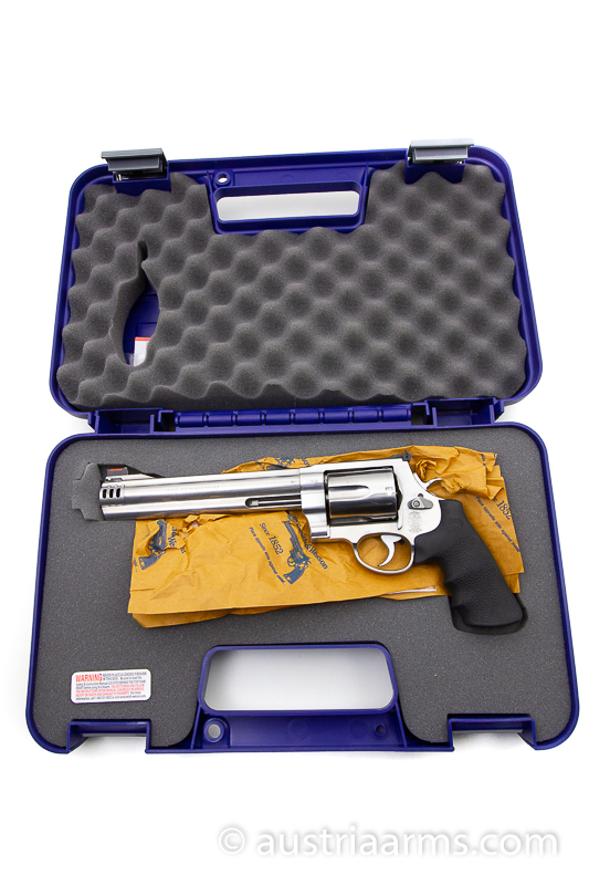 Smith & Wesson 500, 7.5 Zoll LL, .500 S&W Magnum - Image 7